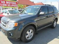 2009 Ford Escape 4x4 S-ROOF XLT  -APPROVED FINANCING!