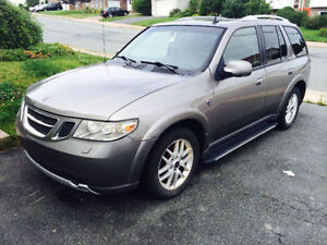 2006 Saab 9-7x SUV, Vortec Engine-Luxury and Tow Package