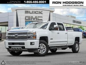 2015 Chevrolet Silverado 3500HD Built After Aug 14 High Country