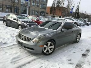 2005 Infiniti G35 LEATHER*SUNROOF*ALLOYS