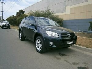 2010 Toyota RAV4 ACA33R 08 Upgrade Cruiser (4x4) Black 4 Speed Automatic Wagon South Windsor Hawkesbury Area Preview