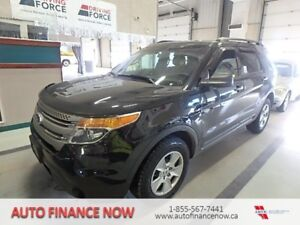 2012 Ford Explorer 8 PASSENGER 4x4 CHEAP PAYMENTS