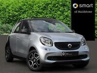 smart forfour NIGHT SKY PRIME PREMIUM T (silver) 2017-04-13