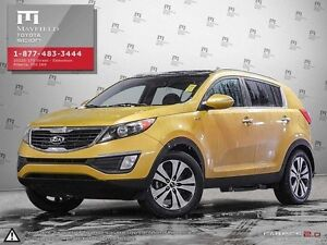 2011 Kia Sportage EX All-wheel Drive (AWD)
