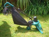 coopers garden vacuum model 6671