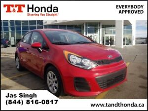2017 Kia Rio5 LX *Local Car, Bluetooth, Heated Seats*