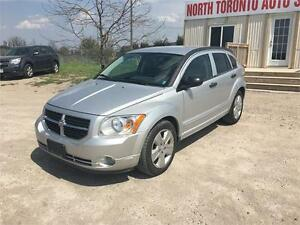 2008 DODGE CALIBER SXT - VALID E TEST - 4CYLINDER - AUTOMATIC