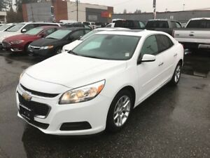 2014 Chevrolet Malibu 1LT with Back Up Camera and Bluetooth
