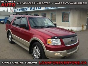 2006 Ford Expedition Eddie Bauer SUNROOF & LEATHER SEATS
