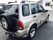 2004 Suzuki Grand Vitara Wagon Mount Pleasant Mackay City Preview