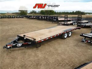 NEW 2017 8.5X24' DOW Stand up ramps