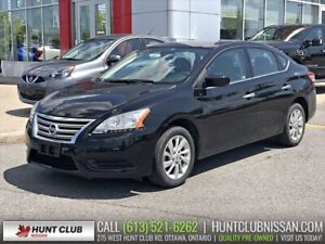 2015 Nissan Sentra SV Luxury | Navi, Sunroof, Bose, Htd Seats