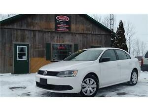 2012 Volkswagen Jetta TRENDLINE+ Auto, NO ACCIDENTS, NOT A DAILY