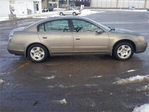 2003 NISSAN ALTIMA 2.5S GOOD COBDITION 5 SPEED MANUAL!