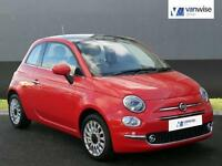 2015 Fiat 500 LOUNGE Petrol pink Manual