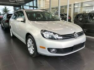 2012 Volkswagen Golf Wagon COMFORTLINE, A/C, HEATED SEATS