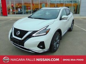 2019 Nissan Murano Platinum | HIGH BEAM ASSIST | TRAFFIC SIGN RE