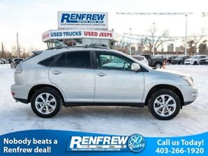 2008 Lexus RX 350 Sunroof, Nav, Backup Camera, Bluetooth, Heated