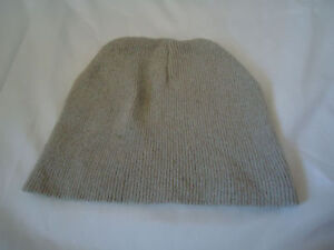 Beige Toque with Gray Skull Size 6-8 Years! Kingston Kingston Area image 2