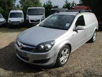 Vauxhall Astravan 1.7CDTi 16v 2008 REG Sportive NO VAT 1 OWNER