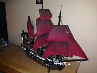 Lego Pirates of the Carribean 4195 - Queen Anne's Revenge - MINT