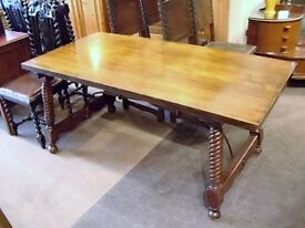 French tavern/dining table