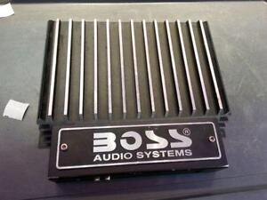 Boss car amp. We sell used amps. (#38528)