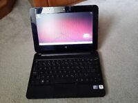 Compaq Laptop New Battery and AC Adapter Windows 7 2 gigs of Ram