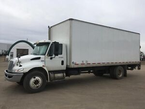 2014 International 4300 4x2, Used Dry Van Regina Regina Area image 10