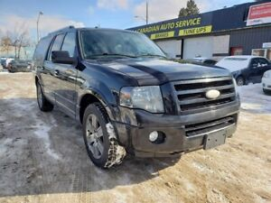 2008 Ford Expedition EL LIMITED-MAX-NAVI-DVD