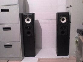 100W Mission M702e Stereo Speakers - Heathrow