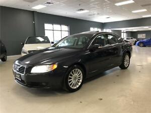 2009 Volvo S80 T6*AWD*BLIND SPOT*CERTIFIED*VERY CLEAN*MUST SEE*