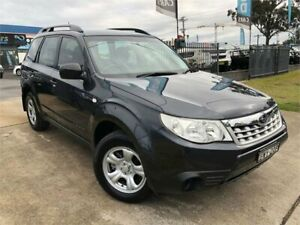 2010 Subaru Forester S3 MY10 X Grey Sports Automatic Wagon Mulgrave Hawkesbury Area Preview