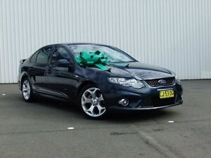 2011 Ford Falcon FG XR6 Limited Edition Blue 6 Speed Sports Automatic Sedan Kings Park Blacktown Area Preview