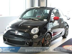 2013 Fiat 500 ABARTH-PRICE INCLUDES *$500 CASH BACK-LEATHER NAVI