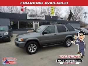 2004 Nissan Pathfinder Chinook Edition,SUPER CLEAN!! RUST FREE!!