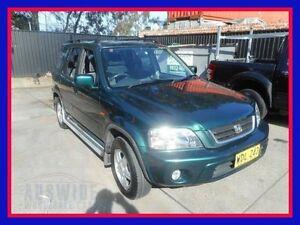 1999 Honda CR-V Green Automatic Wagon Villawood Bankstown Area Preview