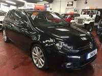 2010 (10) VOLKSWAGEN GOLF 2.0 GT TDI 3DR Manual