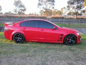 2007 Holden Special Vehicles Clubsport E Series R8 Red 6 Speed Manual Sedan Tighes Hill Newcastle Area Preview