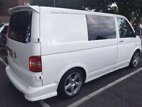 VW T5 1.9 Campervan
