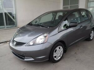 2012 Honda Fit DX-A, AC, AUTO, POWER WINDOWS, CRUISE Edmonton Edmonton Area image 1