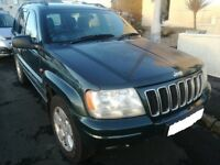 Jeep Grand Cherokee 4.0 Ltd 2001 (Very Low Mileage)
