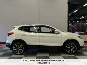 2018 Nissan Qashqai AWD,SL,Sunroof, Leather, Back Up Camera