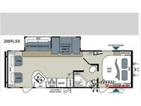 New 2015 Dutchmen RV Aerolite 288RLSS Travel Trailers