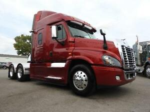 Freightliner Cascadia 2016, 1 lit, Automatique