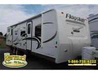 Used 2011 Forest River Flagstaff CLASSIC SUPER LITE 831 BHDS
