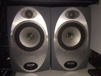 Tannoy Precision 6D professional speakers