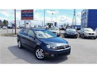 VOLKSWAGEN GOLF 2010 TDI WAGON HIGHLINE SEULEMENT *60$/SEMAINE*
