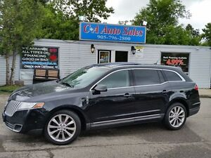 2010 Lincoln MKT 3.5L ECO BOOST WITH SELF PARKING!!