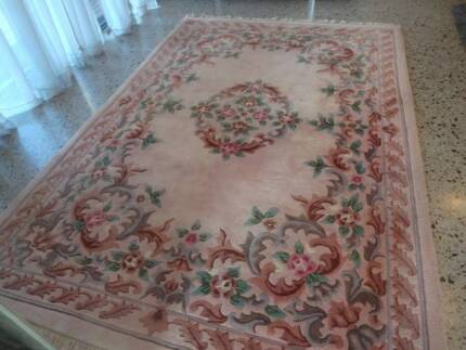 Quality formal classic rug, huge reduction, bargain Woodlands Stirling Area Preview